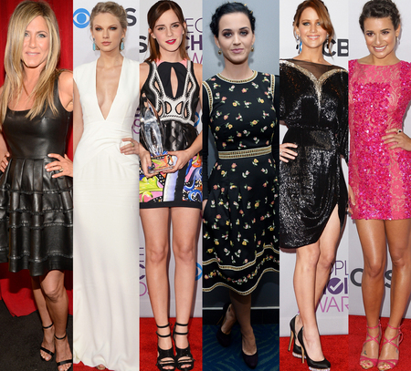People's Choice Awards red carpet round up