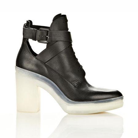 Alexander Wang cutout Jill boots