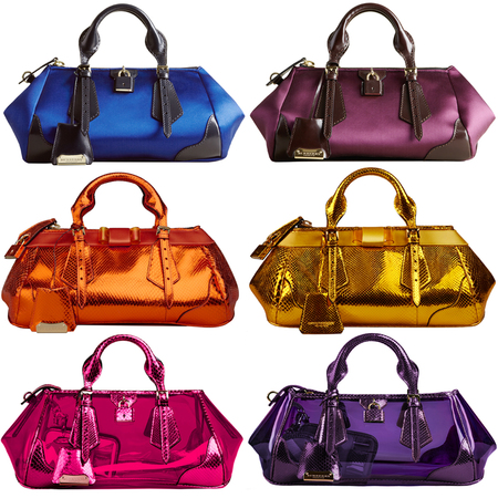 Burberry Blaze Bag Spring/Summer 2013