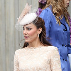 10 wedding hat ideas inspired by Kate Middleton