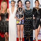 Celebrity style at People's Choice Awards