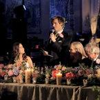 McFly's Tom sings his wedding speech