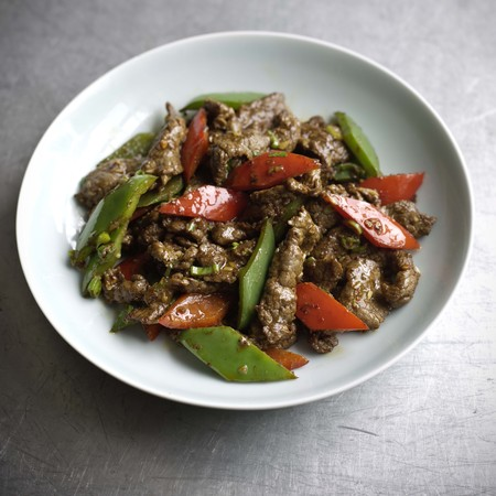 Beef with Cumin Chinese New Year