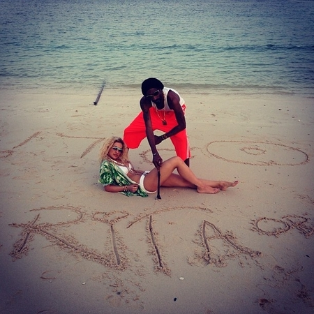 Rita Ora and Snoop Dogg in Thailand