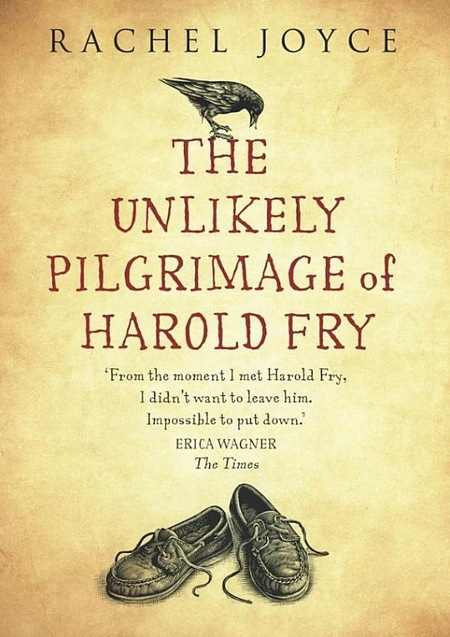 unlikely pilgrimage harold fry book