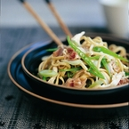 Chinese New Year: Chicken Chow Mein
