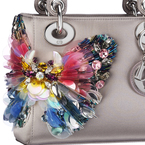 THE LATEST: LADY DIOR HANDBAGS FOR SS13
