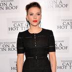 Scarlett Johansson sizzles in Dolce & Gabbana two-piece