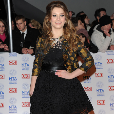 National Television Awards 2013 Ella Henderson