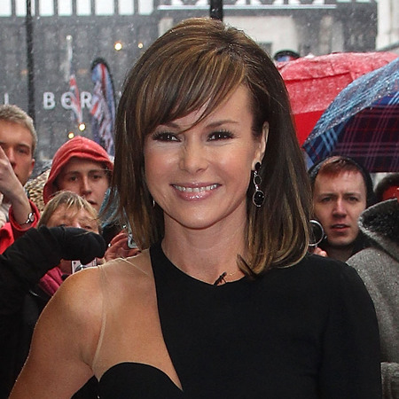 Amanda Holden debuts new brunette fringe for Britain's Got Talent