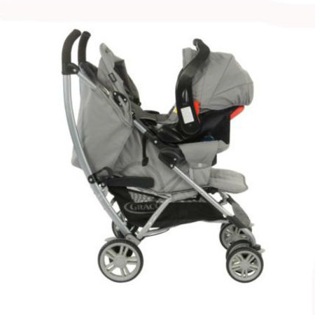 Graco Mosaic Travel System, Mode Gris