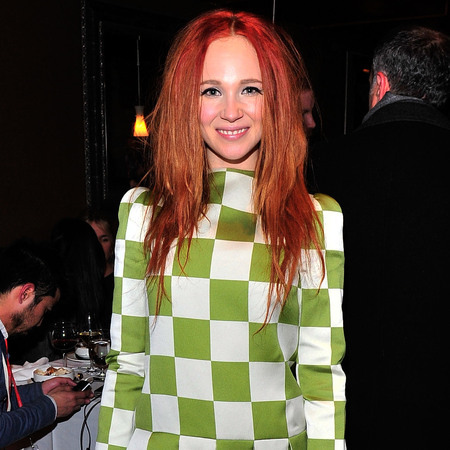 Juno Temple in Louis Vuitton SS13