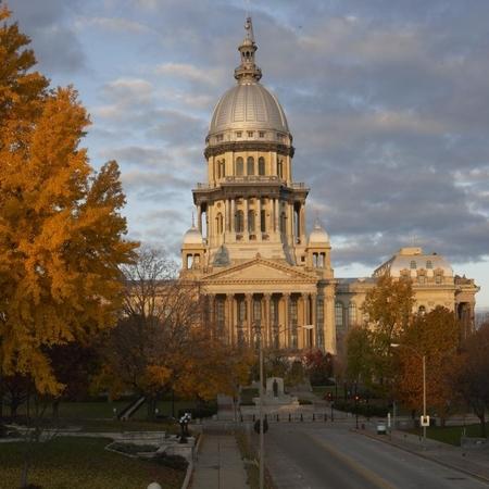 Springfield Capitol Illinois