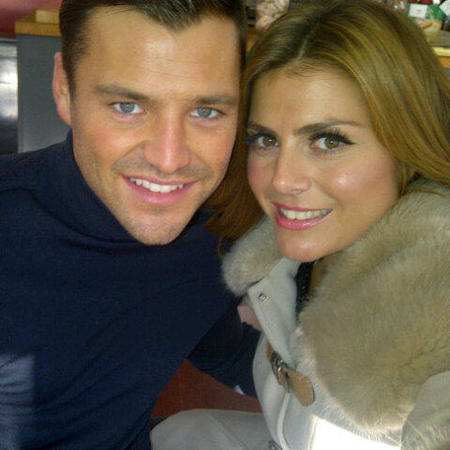 Zoe Hardman and Mark Wright