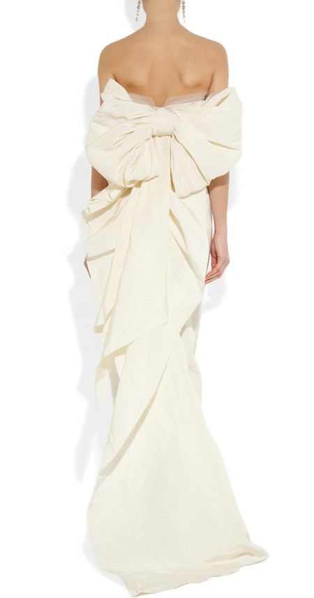 The One? Lanvin wedding gown