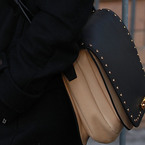 SPOTTED! Jessica Alba's studded Marni satchel