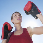 Try boxing for a better body
