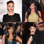 CELEBRITY TREND: Red lipstick