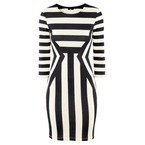 SHOP! 5 ways to wear monochrome stripes