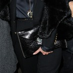 SPOTTED! Kate Moss' Alexandra DeClaris style clutch