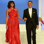 STYLE STALKER: Michelle Obama's Inauguration wardrobe
