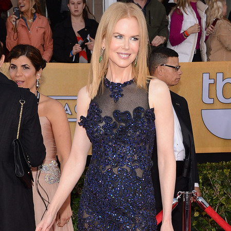 19th Screen Actors Guild Awards 2013 Nicole Kidman