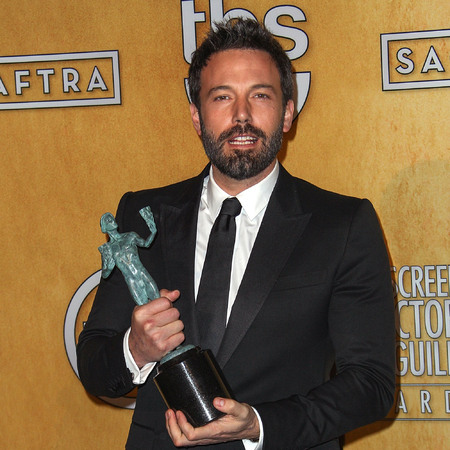 Ben Affleck SAG Awards 2013