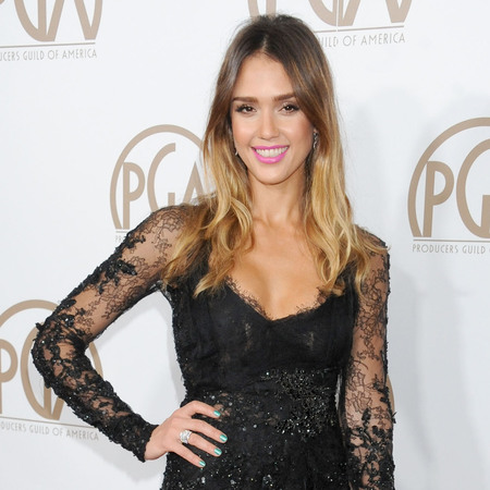 Jessica Alba at 2013 Producers Guild Awards