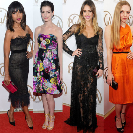 RED CARPET: Celebrity style from the 2013 Producers Guild Awards