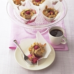 Raspberry and Almond Muffins Recipe