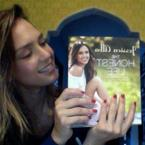 Jessica Alba's new healthy living book