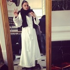 Jessie J rocks the robe trend too