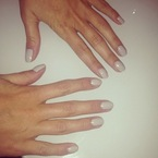 YAY OR NAY: Millie Mackintosh's grey nails