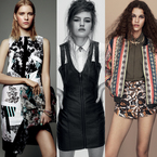 Topshop's new season trends for Spring/Summer 2013