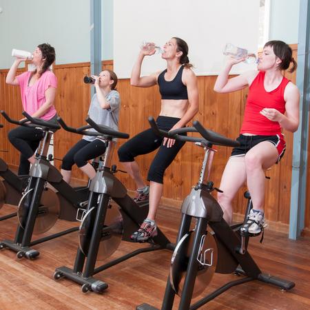 Circuit training, gym