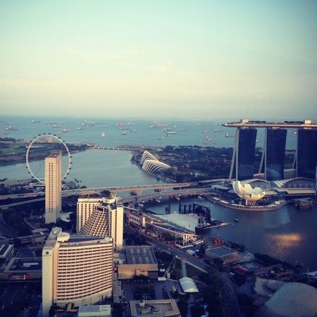 Singapore city guide - Asia travel guide - travelling around Asia - travel advice - handbag.com