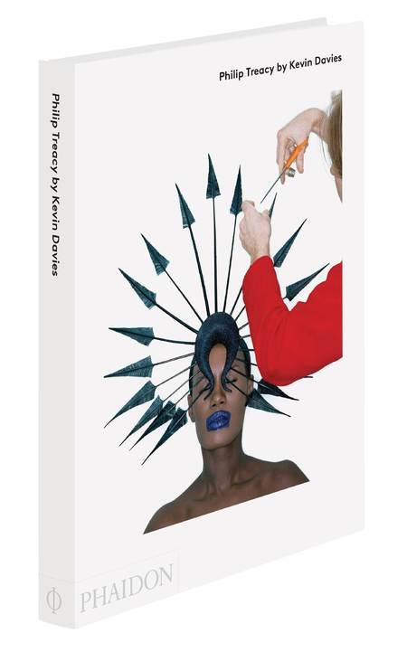 Philip treacy naomi campbell new book