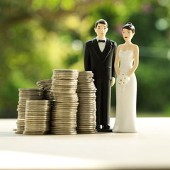 Cost of weddings, finances, money