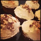 Tasty Tweets: Fearne Cotton's Malteser cupcakes