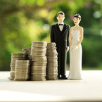 Top 10 ways to beat the wedding day budget