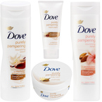 #HandbagHero Dove's new Purely Pampering moisturisers
