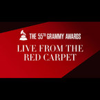 Watch a live stream from the 55th Grammys red carpet