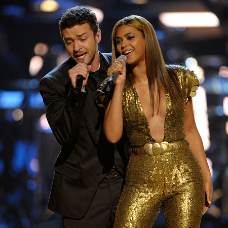 Beyoncé and Justin Timberlake
