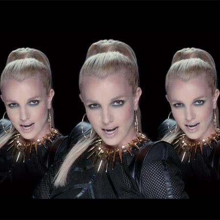 Britney Spears Scream & Shout remix