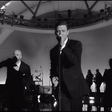 Justin Timberlake Suit & Tie official video