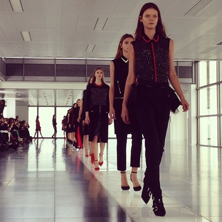 Preen AW13 at LFW