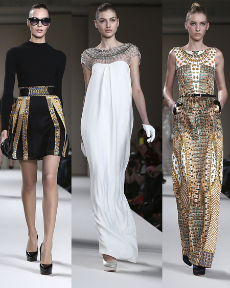 Temperley London AW13 at LFW