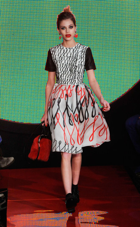 Holly Fulton Autumn/Winter 2013