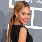 Celebrity Hair: Beyonce's long ponytail