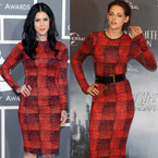 FASHION FIGHT: Kat Von D v Kristen Stewart in Derek Lam